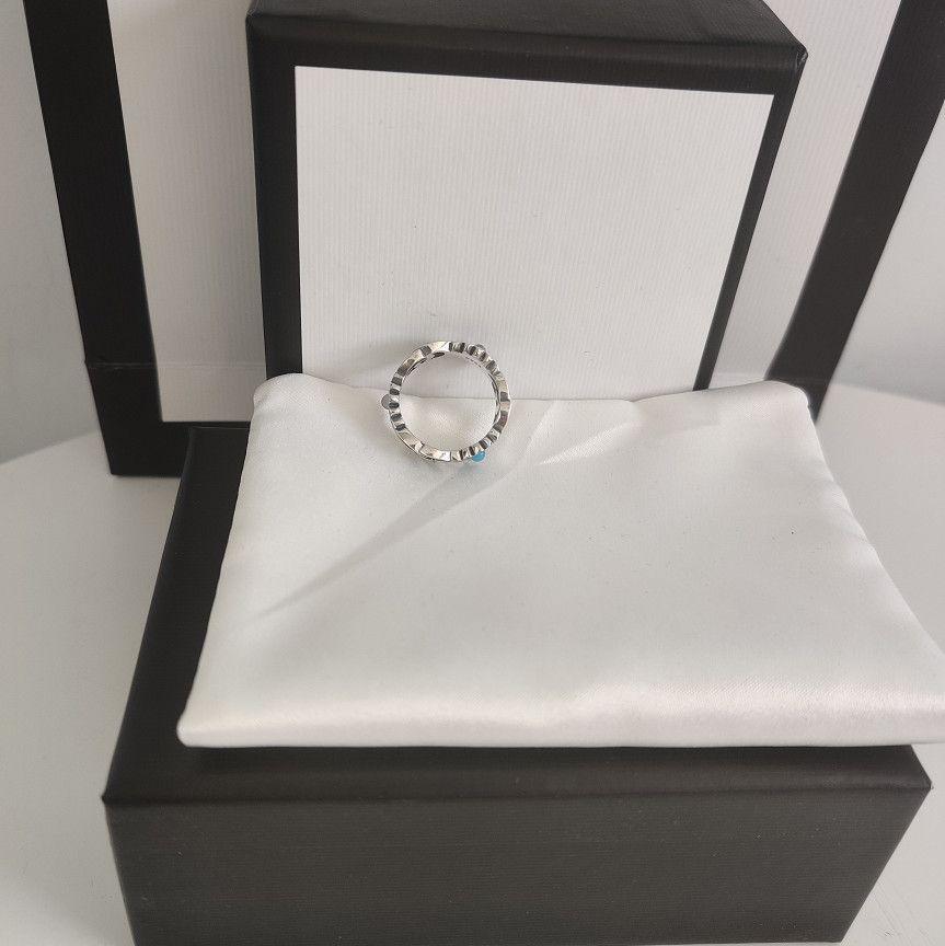 أفضل بيع S925 خاتم فضة أعلى امرأة أو رجل حلقة السامية حلقة الجودة مجوهرات زوجين العرض