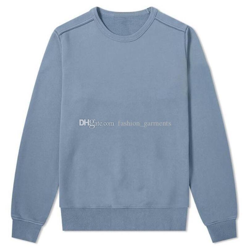 19SS 62,751 크루 넥 스웨터 T0PST0NE 긴 소매 T 셔츠 간단한 고체 운동복 패션 풀오버 스웨터 스포츠웨어 스트리트