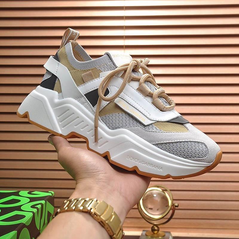 2020 дизайнер новых роскошных мужчин вскользь спортивная обувь, повседневная обувь на открытом воздухе, высокое качество, с размером оригинальной коробке 38--45