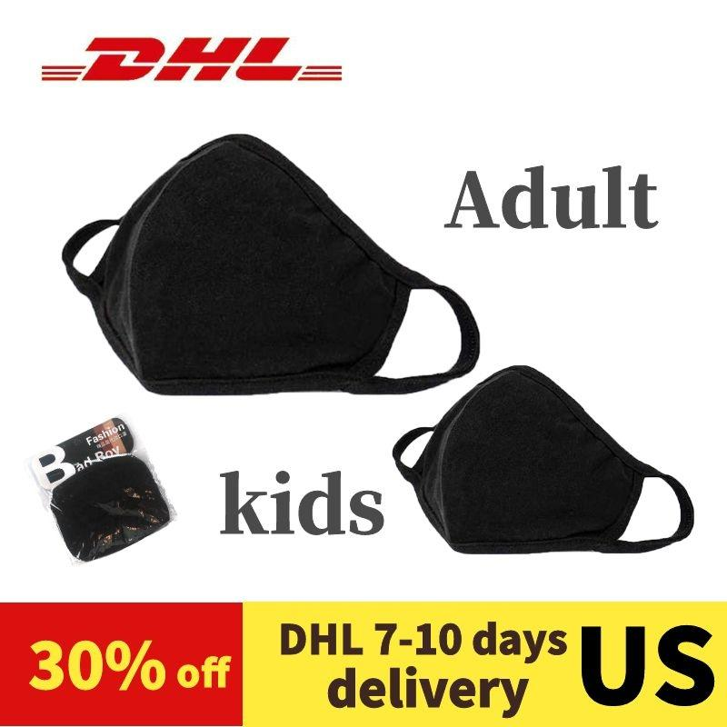 2020 For kids and adult face mask cloth cotton reusable washable Masque free shipping in DHL outdoor cycle mascherina Customizable face mask