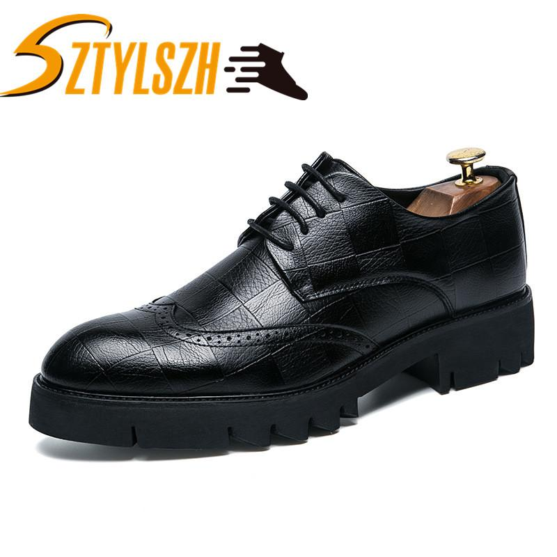 High Quality Formal Shoes Men Designed