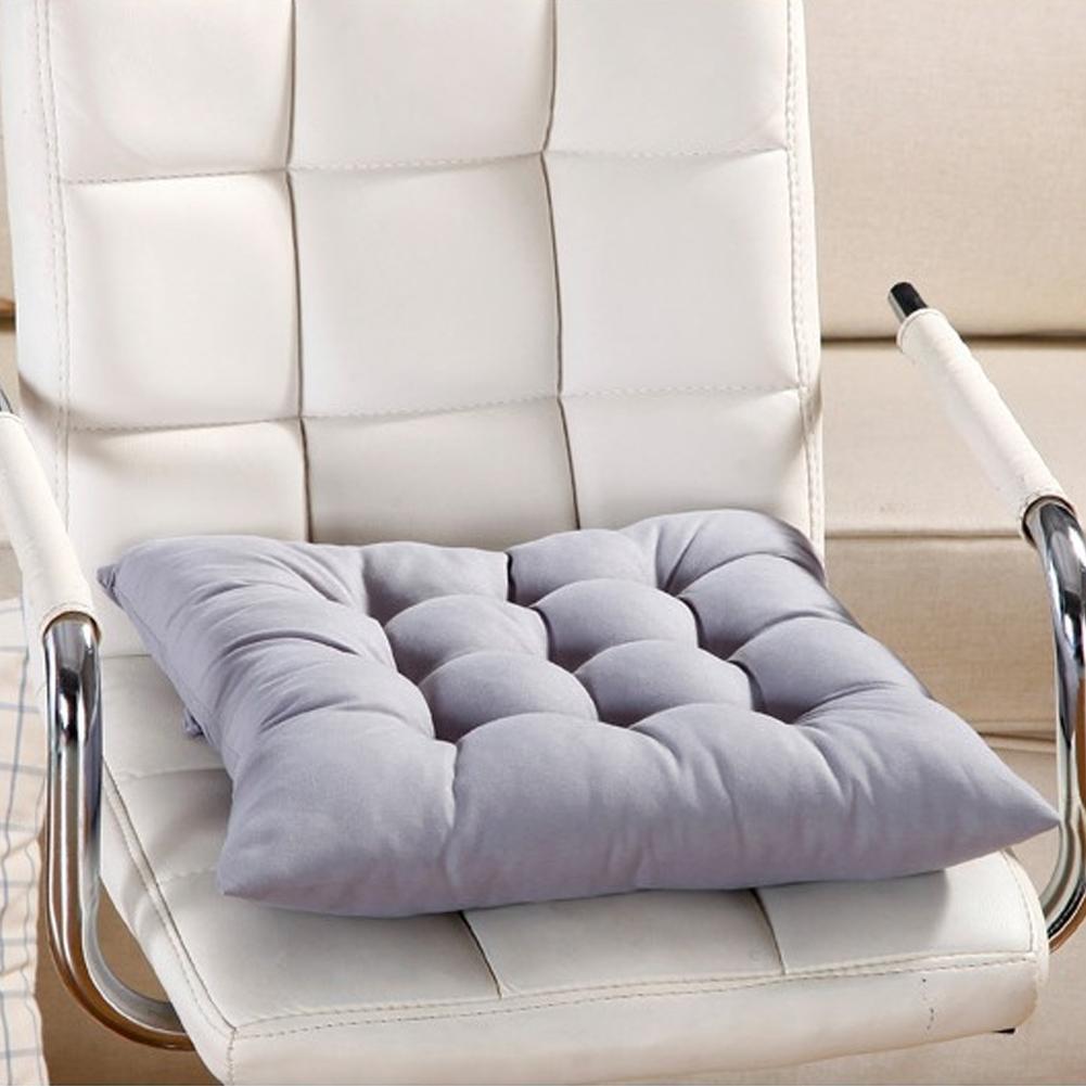 Platz Massiv Stuhl Sitzpolster mit Schnur für Patio Start Auto Sofa Büro Tatami Dekoration