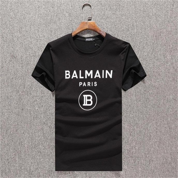 Yaz 2020 Yeni marka Tasarımcı Erkek Giyim Tasarımcısı tişört Üst düzey pamuk baskılı kısa kollu yuvarlak boyun tahtası tişört # QQ116