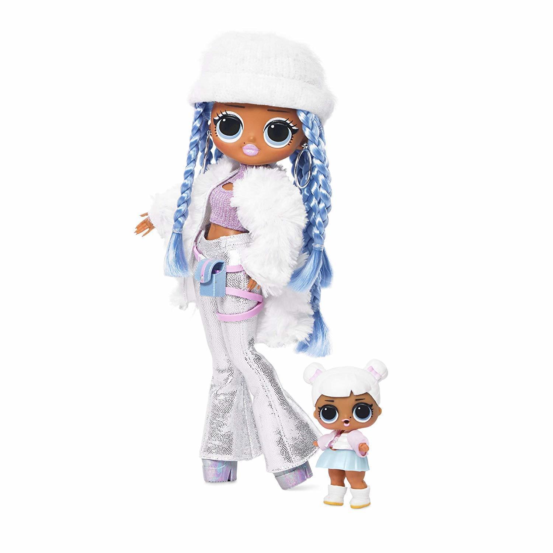 Surprise! Hiver Disco Snowlicious Fashion Doll soeur filles Jouets T200209