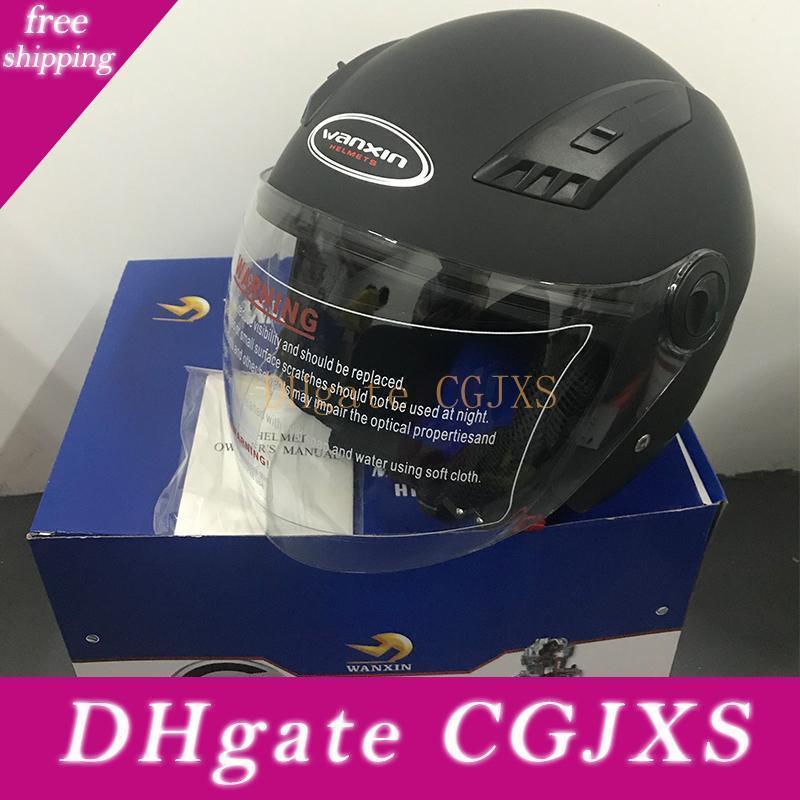 Commercio all'ingrosso Dirt-Hot casco del motociclo di certificazione del casco della bici Rockstar Motocross Off Road Casco Classic Design Dot Ecs spedizione gratuita