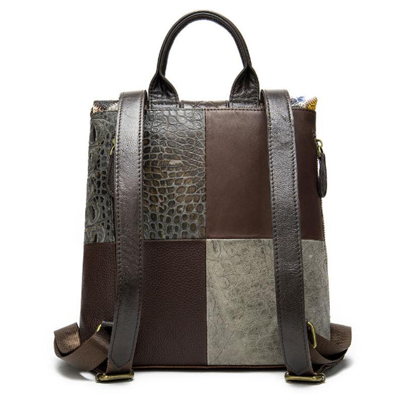 New-Palm Springs Mini Backpack genuine leather children backpacks printing leather Mini Designer backpack 41560