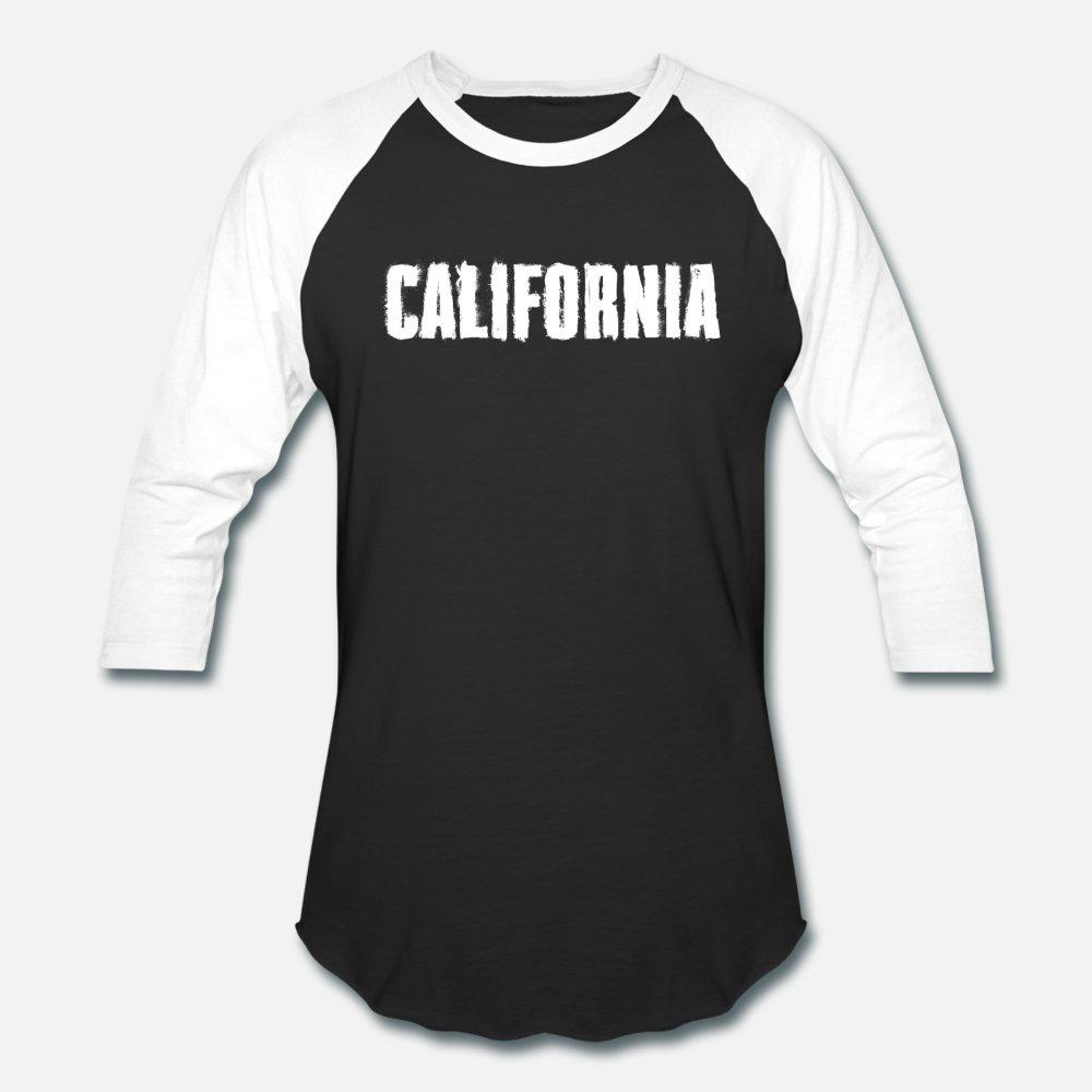 Califórnia afligido camiseta homens Designs camiseta gola redonda original louco New Style camisa Pattern verão