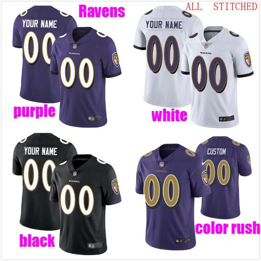 Womens Juventude costume americano de futebol Jerseys Para Mens miúdos personalizaram autêntico Número cores camisa de futebol baseball costurar 4xl 5XL 6XL
