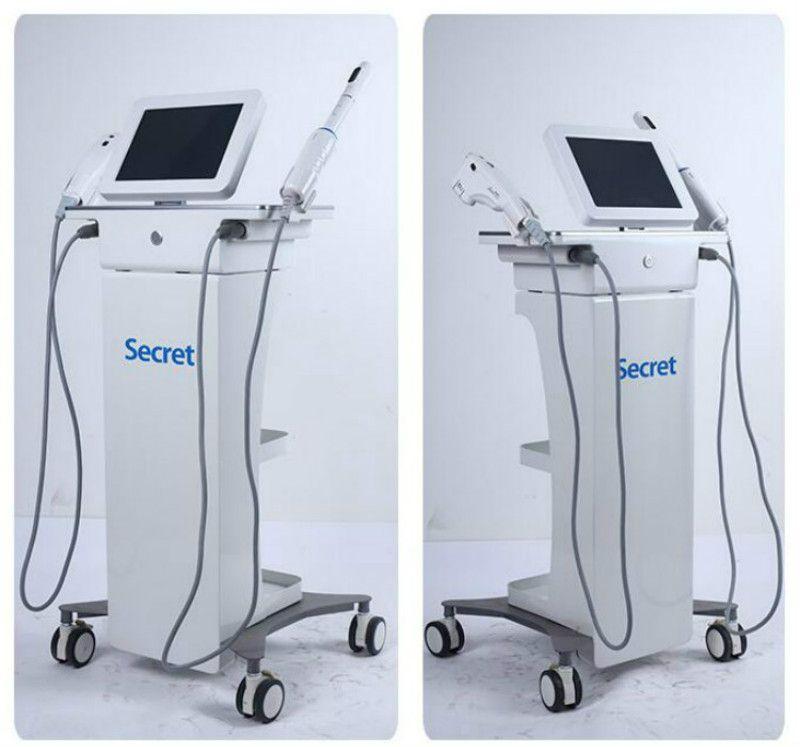 HIFU facial lifting skin tighetning machine ultrasound vaginal tightening rejuvenation 2 in 1 multi-function beauty equipment 7 cartridges