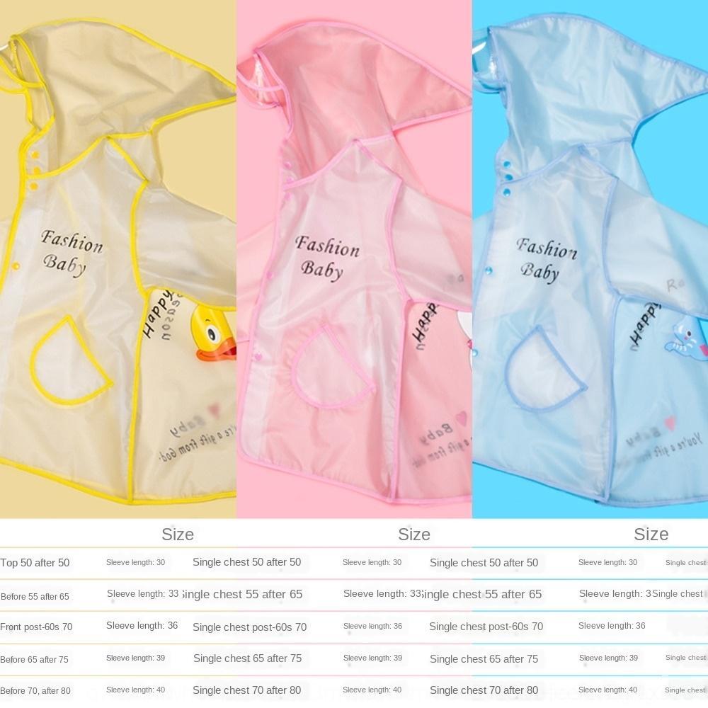 NFres Bebek erkek yağmur 1-3 yaşında 2 çocuk Cloak anaokulu pelerin sarı ördek çocuk yağmur mont çizme botları takım elbise kız panço