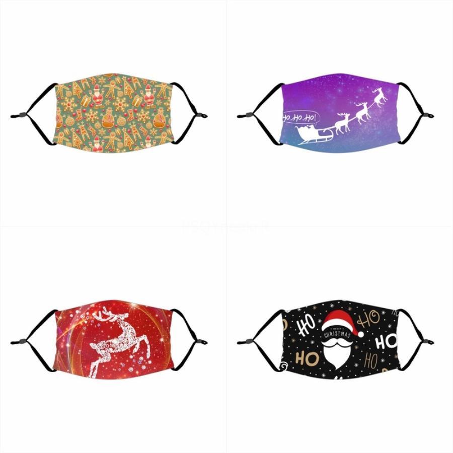 2Vlx3 deportes al aire libre del cuello del estilo de impresión Máscara Bufanda mágica La mitad de múltiples funciones de la cara del pañuelo Er bufanda Anti-ULTRAVIOLETA de ciclo de Headwear # 200 # 684