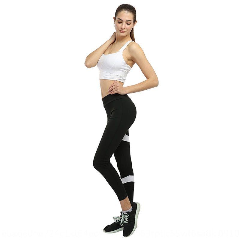 JFpD5 Gamaschen Bleistift neun atmungsaktive Lauf Übung Fitness Punkte Hosen Enges Yoga Hosen Yoga 3021