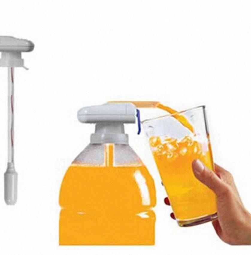 Getränk-Getränkezufuhr Magisches elektrisches Automatische Dispenser für Hochzeitsdekoration im Freien Home Küchenwerkzeug Stroh LJJK2218 ZxDE #