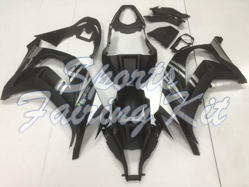 Carenados para ZX-10R 2011-2015 Materia Negro del carenado del ABS ZX-10R 13 14 de la motocicleta carenado Ninja ZX 10R 11 12