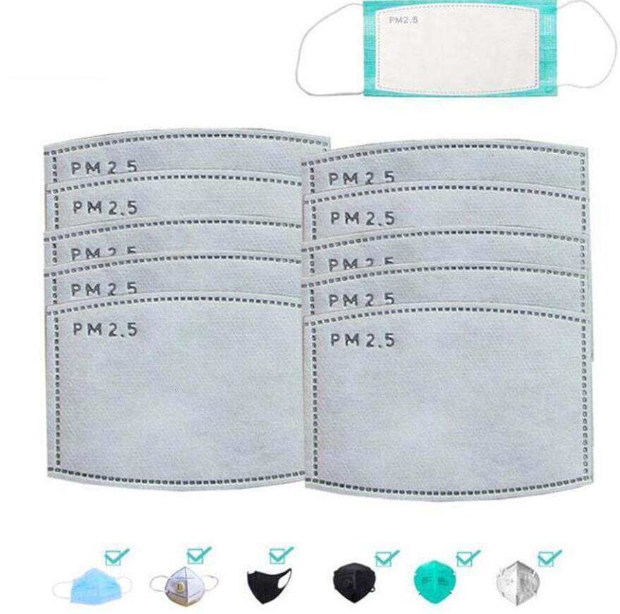 Filtermaske Hoch PM2.5 Filteration Qualität Ersatz für Erwachsene und Kinder Staubdichtes Respirator Pads