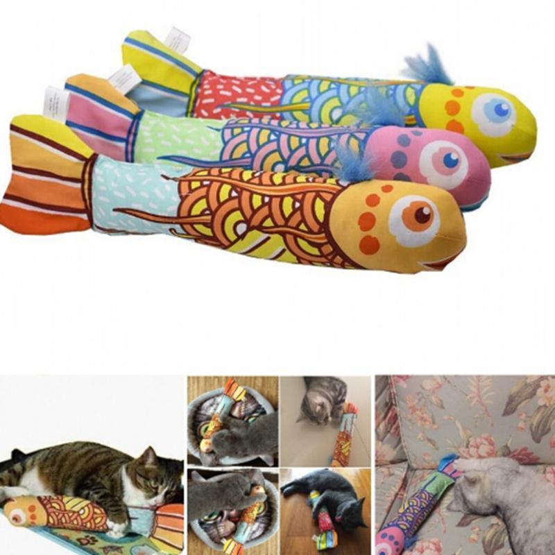 Ranger de dentes Catnip brinquedos engraçados Plush Interativo Cat Toy Pet Gatinho Mastigar Vocal Toy Thumb gato da mordida hortelã para gatos
