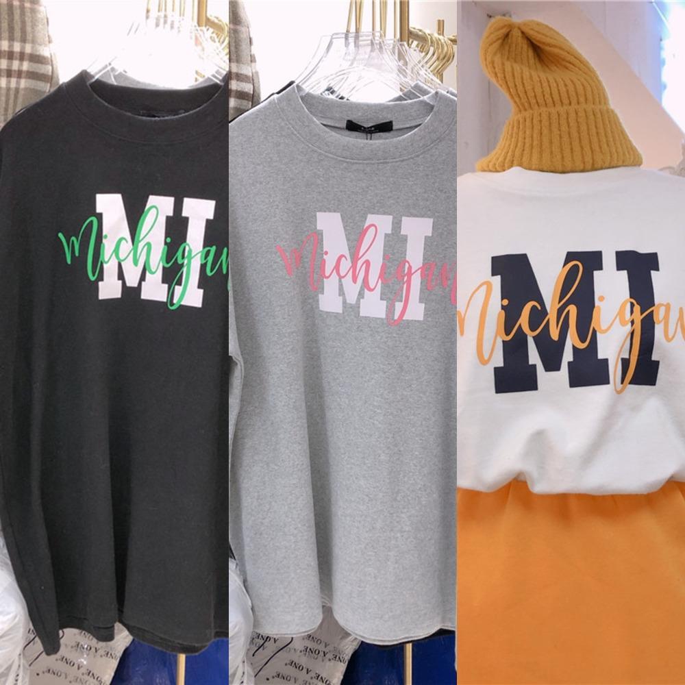 Korean T-Shirt Dongdaemun Kurzarm-T-Shirt der Frauen 2020 neue Sommer Brief lose koreanischen Stil trendy Top-Größe Frauen Kleidung Oxe