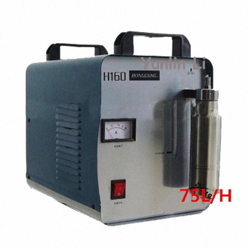 220V acrílico eléctrico Llama Pulidora H160 de alta potencia de la llama de la máquina pulidora de acrílico cristal Palabra Pulidora f8hw #
