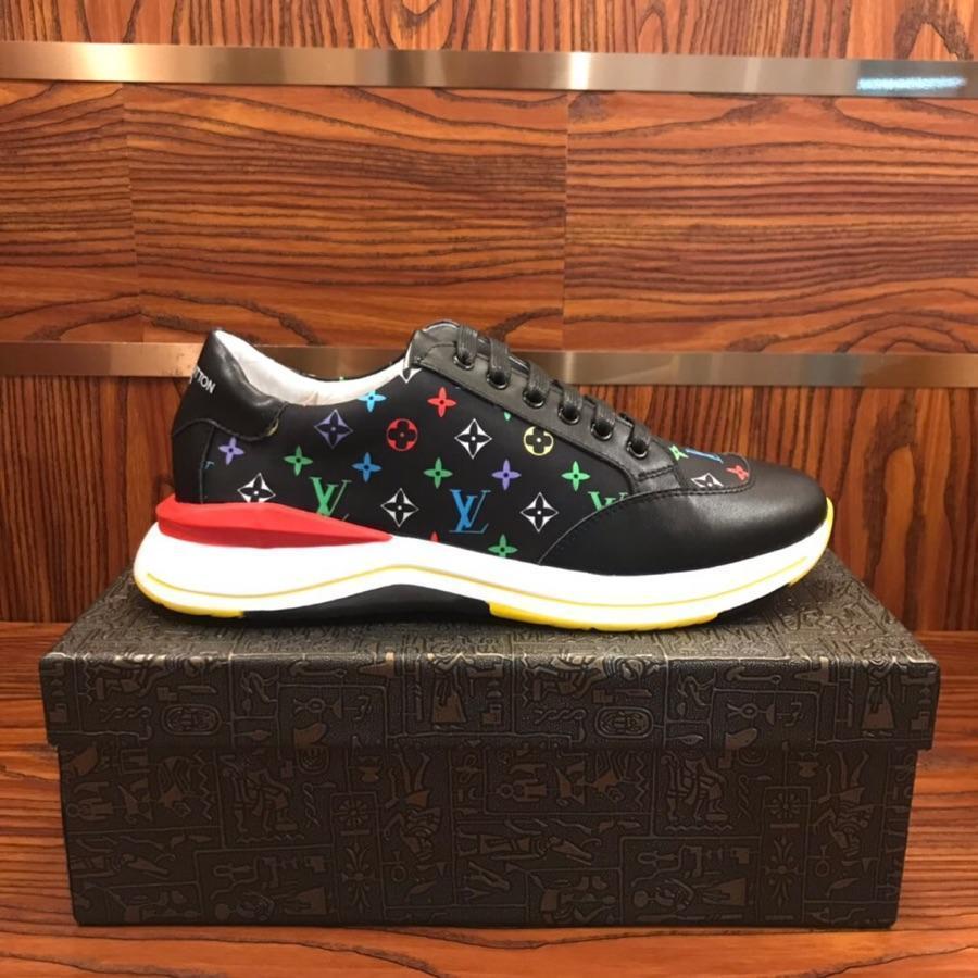 2021e Limited Edition Men '; S Mode Chaussures Casual, de haute qualité à faible -Top Chaussures de sport, un ensemble complet de boîtes originales de chaussures 38 -45