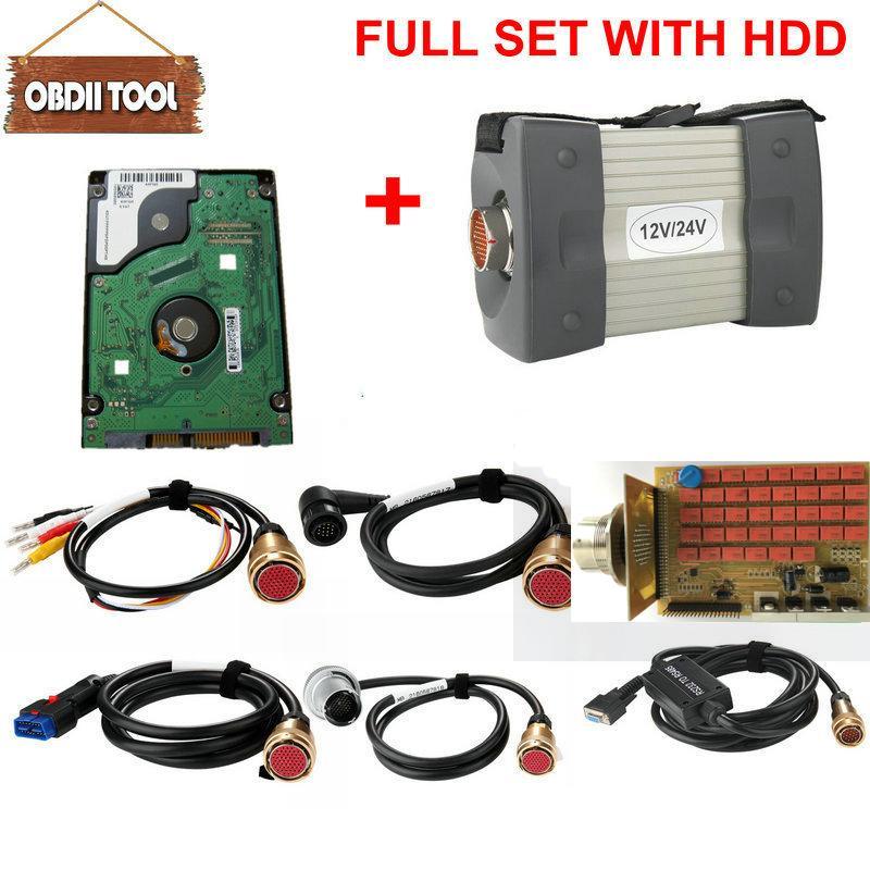 NEC Relés MB Estrela C3 Estrela C4 C5 MB diagnóstico Multiplexer Tester C3 com software HDD 2.020,03 para o carro / caminhão