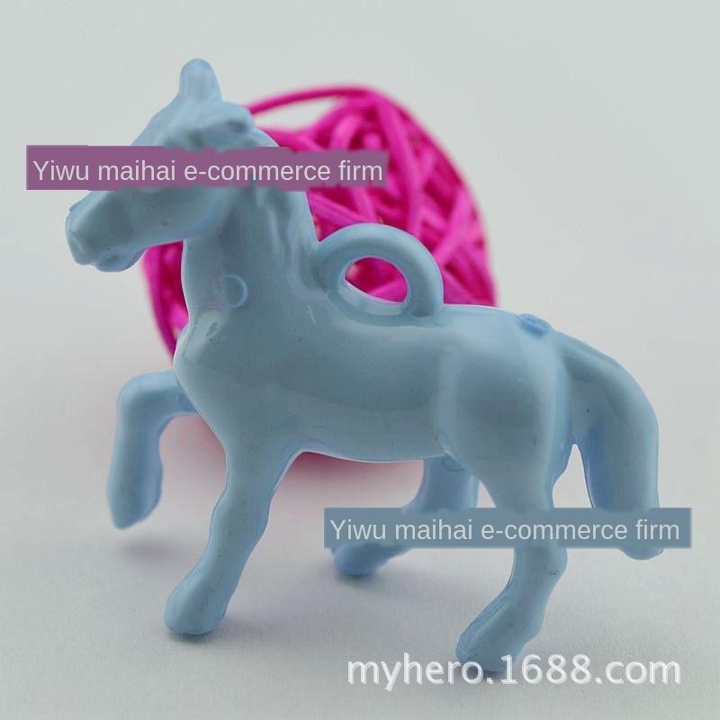 8116-DIY accesorios de acrílico de Corea del aceite brillante UV pony de color colgante bricolaje colgante colgantes llavero