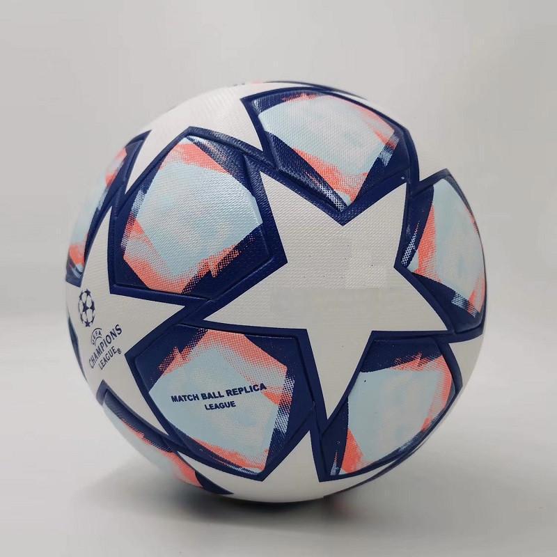 20 21 Avrupa Şampiyonu Futbol Topu 2020 2021 Final Kiev PU Boyutu 5 Topları Granüller Kayma Dayanıklı Futbol Ücretsiz Kargo