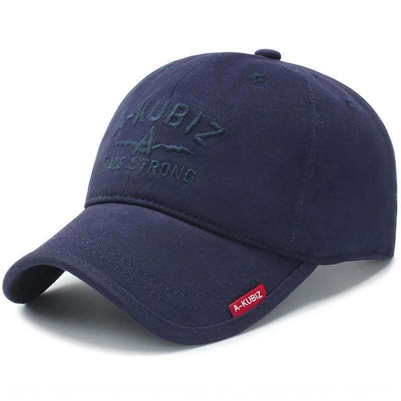 HjI2O nuovo 2020 di modo del cotone berretto da baseball ricamato da baseball ricamato tappo A tutto-fiammifero degli uomini cappello casual e solarium all'aperto delle donne di protezione