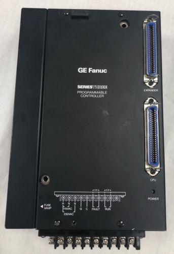 GE Fanuc IC630PWR310A Series Three Programmable Controller