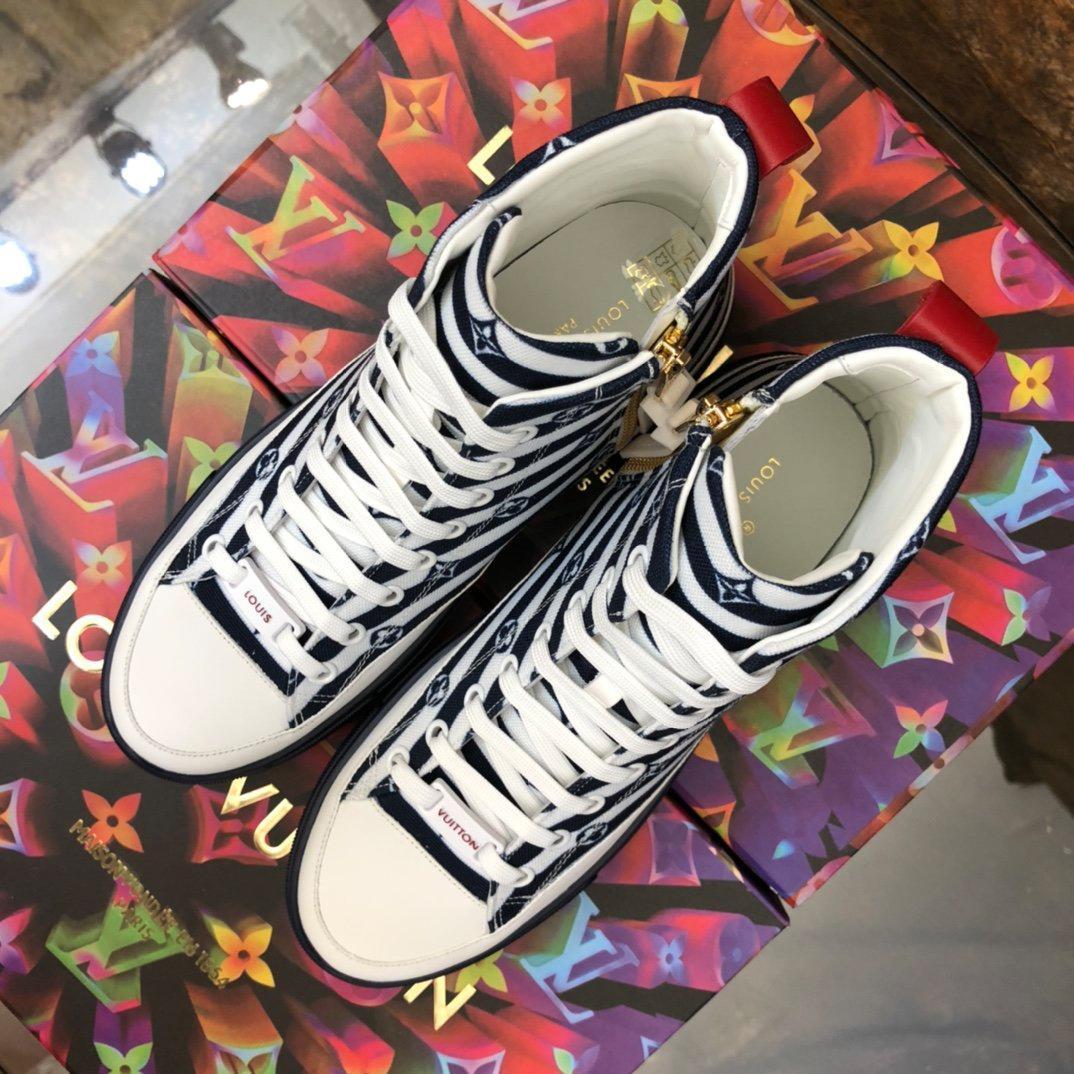 Mode Europa und Amerika Authentisches Schuhe Schöne Trendy Espadrilles Hohe Qualität Vielseitig und Temperament-Martin Stiefel Größe 35-41 Typ5