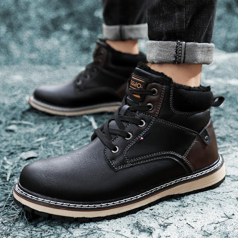 Sneaker Boots Hot 2020 Men Male Fashion