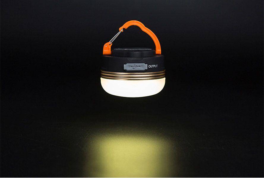 lâmpada barraca de acampamento ao ar livre lâmpada portátil com ímã recarregável campismo luz ao ar livre iluminação lanternas portáteis