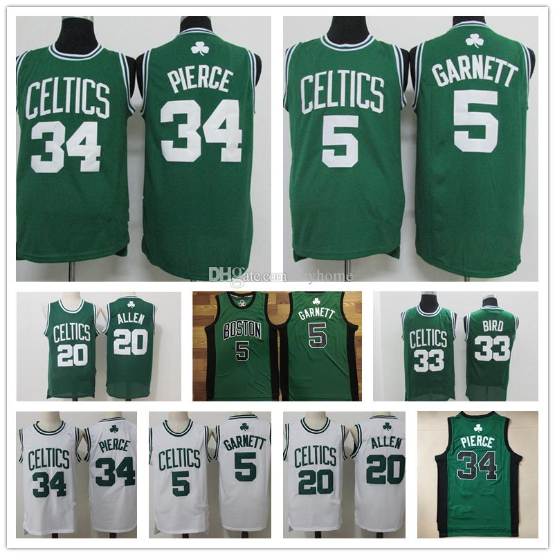 Vintage Paul 34 Pierce Larry 33 Kuş Kevin 5 KG Garnett Boston