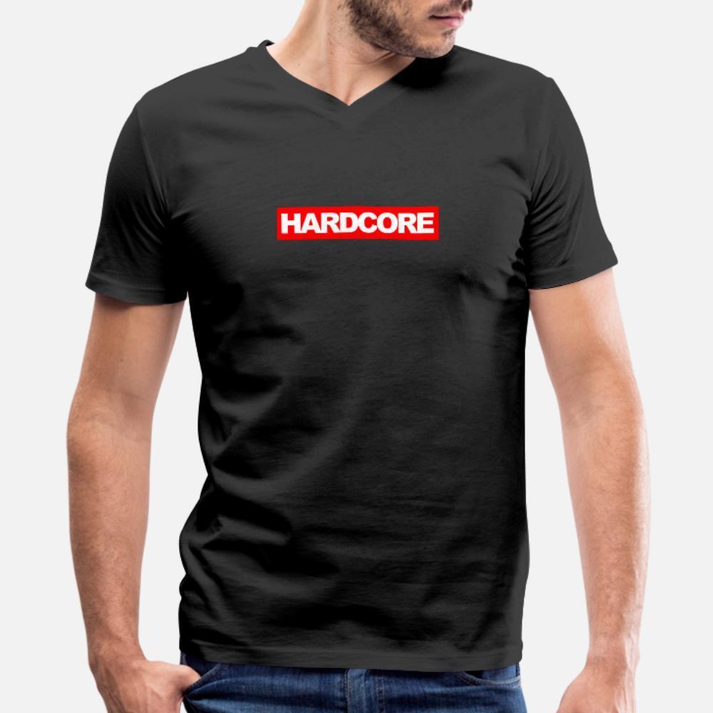 Hardcore3 тенниска мужчина Пользовательская футболки S-XXXL Мужской Интересная нового стиль весна новизна рубашка