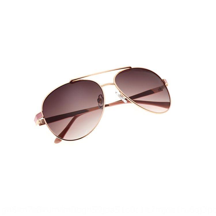 2020 Женского насыщенное Trendy Sun Frame солнцезащитные очки солнцезащитных очков, ночной рынка качели доступна коробка PLwED