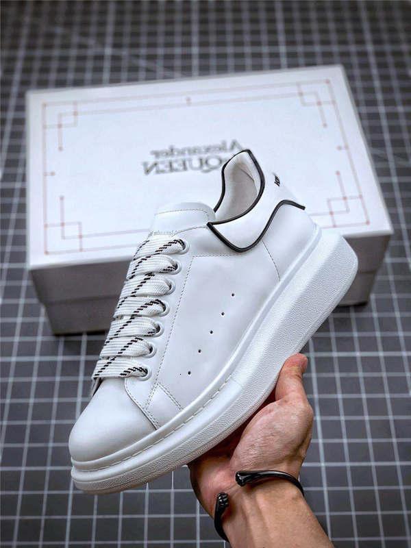 Mcqveen Alexandere scarpe per le donne gli uomini scarpe casual scarpe sportive moda basket sneakers di lusso degli uomini delle donne signora LBQZ