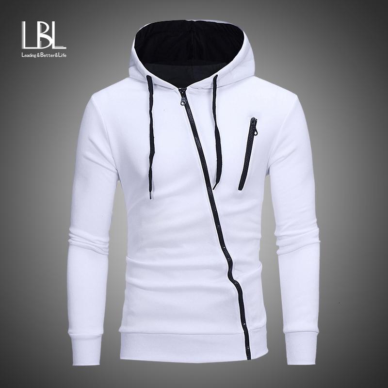 Sonbahar Moda Casual Katı Kapüşonlular Erkek / kadın Polluver Kazak Erkekler Kapşonlu Hoodie Kazak Fermuar Bluz Artı boyutu