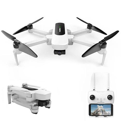 Hubsan H117S Zino Caméra Drones GPS 5.8G 1KM FPV Avec 4K UHD caméra 3 axes Gimbal RC Drone Quadcopter UAV- RTF