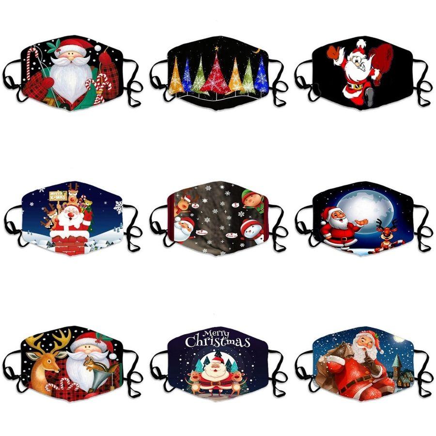 Подходит для взрослых AndMask Смешных печати маски WashableFace маски носа крышка Подходит для Официальных # 512