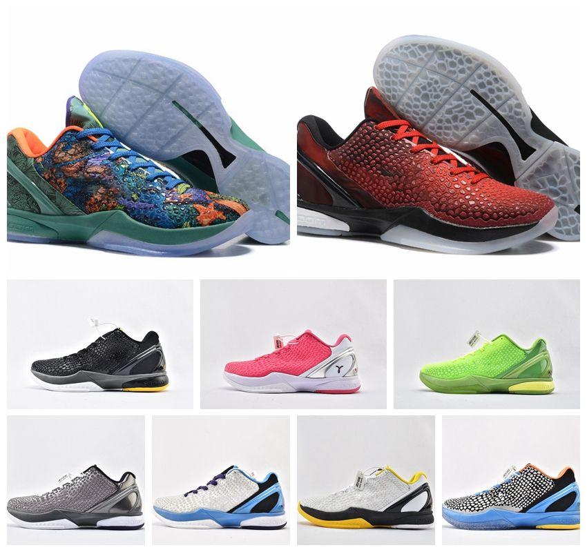 2021 Sapatos de Basquete Mens 24 6 6s Grinch Prelude Pense Pink Helicóptero Serpentina Patente de Couro Sneaker Enlightenment Jet Amarelo Chaussure Treinadores Sneakers