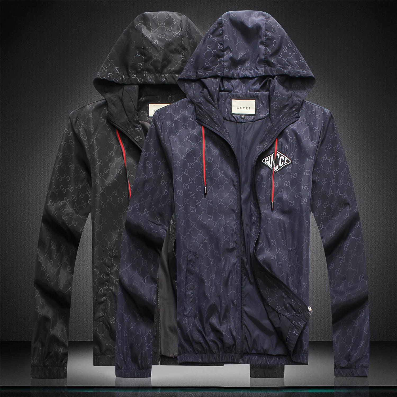 20SS designer de moda casacos de luxo casacos de inverno dos homens para homens e mulheres de mangas compridas roupas das mulheres dos homens ao ar livre jaquetas Medusa