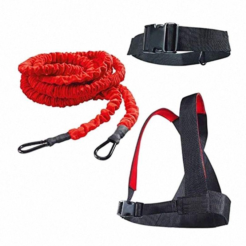 3 метра для силовой тренировки сопротивления Группы Latex Банджи Отказов тренер тросовый для взрывоопасности Training Set NR9O #