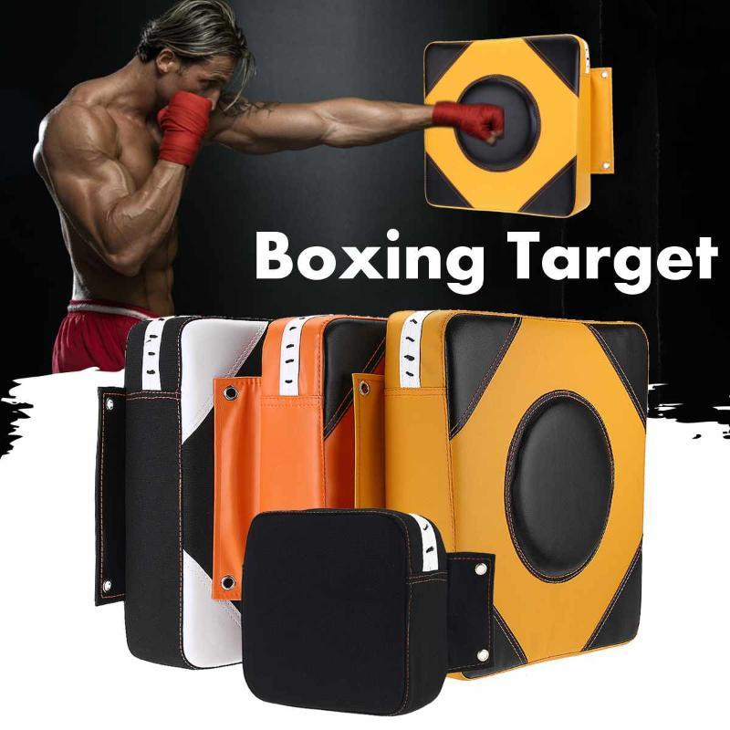 Usa Pad Punch Bags Home Ala PU Boxing Pad Wall Chun Boxing Fight SANDA Borsa da addestramento Sacchetto di formazione Sandbag Categoria per target Focus all'aperto XTQHT