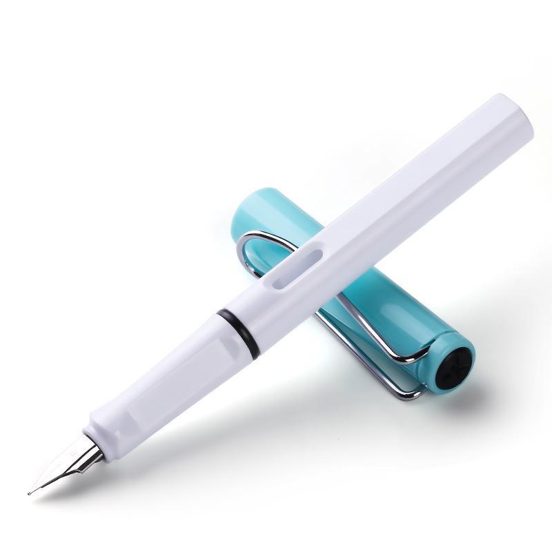 Fountain Bolígrafos para el pago No enviar Tinta colorida de la bolsa de tinta intercambiable directa-líquido