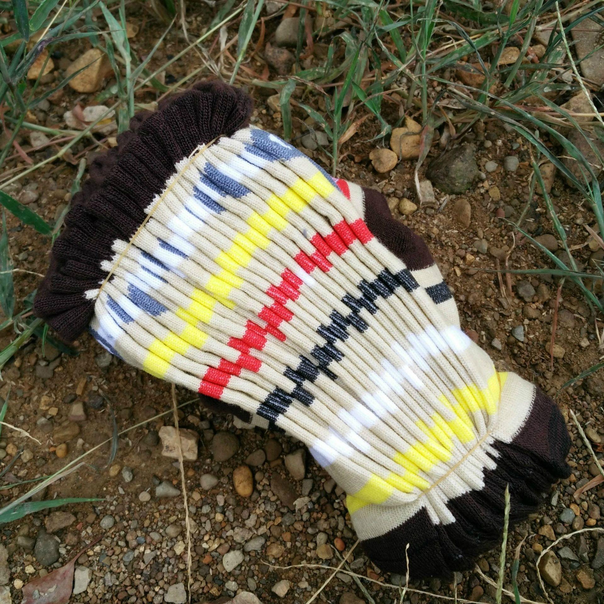 Cotone autunno e di inverno del fumetto calze di cotone ragazzi e ragazze studente per bambini per bambini Calze Calze