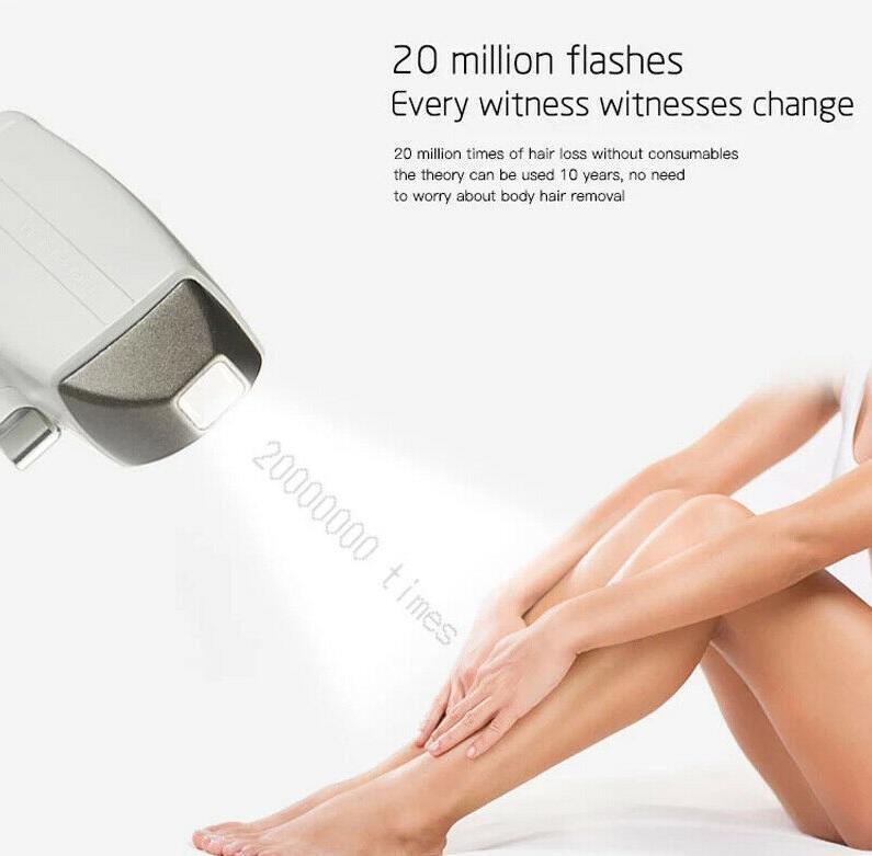 إزالة الشعر جهاز آلة مؤلم للالوجه صالون التجميل المعدات آلة صالون تجميل