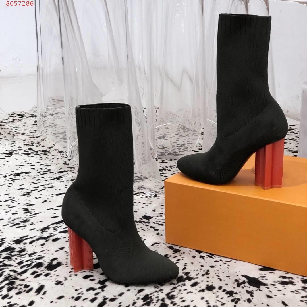neue heiße Verkauf von Damenschuhen Bottine SCHATTENDesignerSchuhe 1A5MJK Frauenknöchelaufladungen Art und Weise beiläufige halbe Aufladungen Top-Qualität