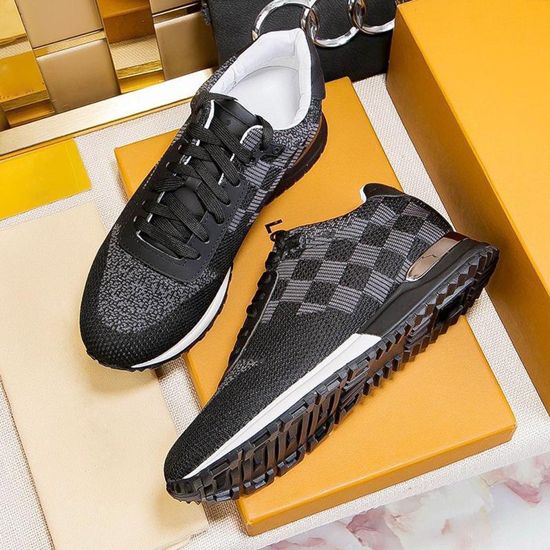 Zapatos para hombre de la zapatilla de deporte causales Moda Zapatos Shaspet suelas de goma de los hombres de los zapatos ocasionales con la caja de Run Away zapatilla de deporte Zapatos Pour Hommes Buque rápido