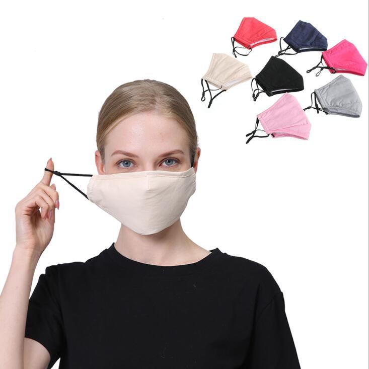 Твердая маска Регулируемые пыле конструктор респиратора Твердотопливные Защитные маски анти туман дышащий Модельер лица Рот Обложка GWA878