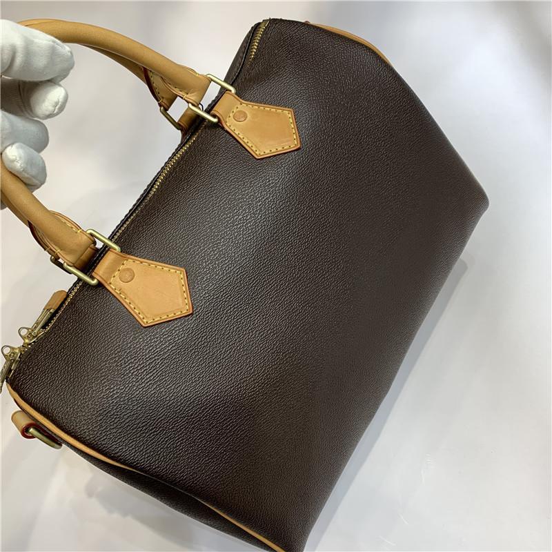 뜨거운 판매 패션 여성 핸드백 레이디 가방 가죽 핸드백 숄더 백 30cm 크로스 바디 가방 여성 핸드백 여성 지갑