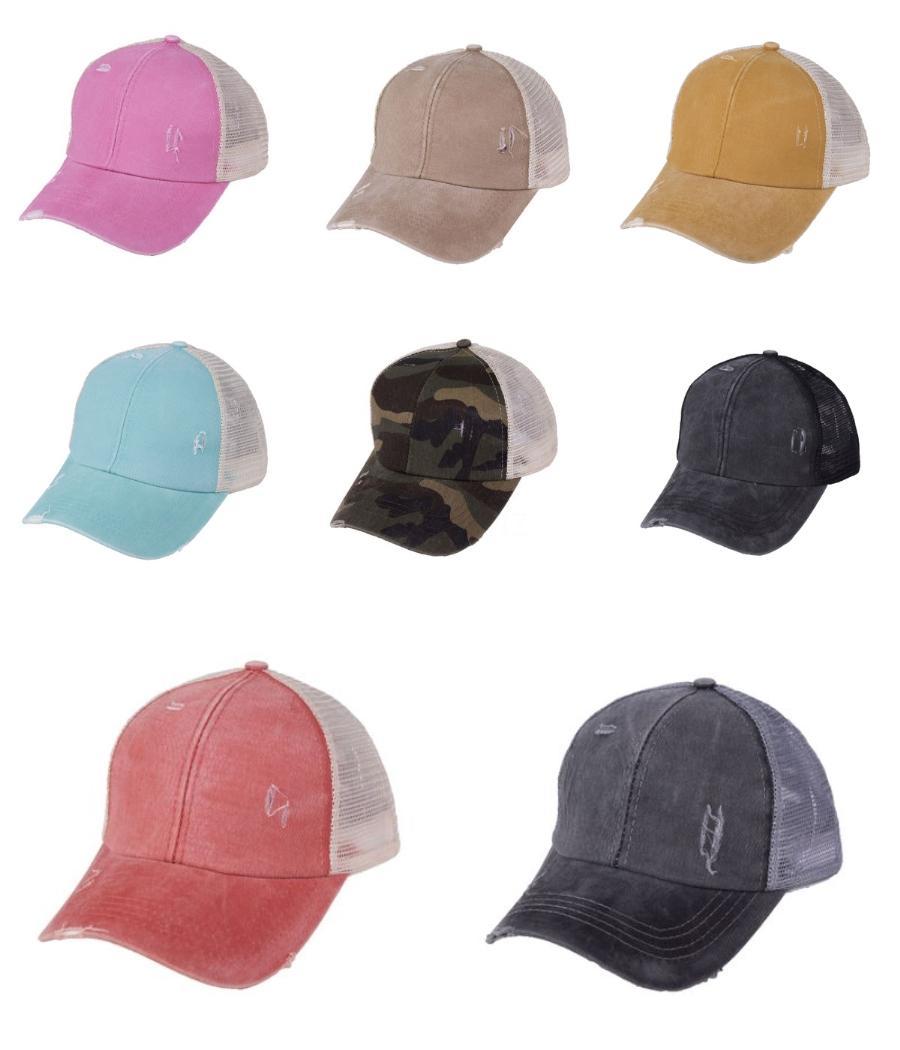 2020 Trendy Moda de Nova colorido Stripe Belt homens e mulheres modelos boné de beisebol Chapéu de Sol Ladies Versão Coreana Cap Cap Chapéu de Sol # 975